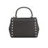 MICHAEL MICHAEL KORS Ava Stud Mini Crossbody Bag - Black: Image 6