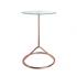 Umbra Loop Side Table - Copper: Image 1