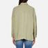 Superdry Women's Tencel Delta Shirt - Salt Wash Khaki: Image 3