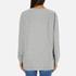 Maison Scotch Women's Wish Upon A Star Boxy Fit Sweatshirt - Grey: Image 3
