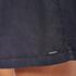 Maison Scotch Women's Straight Fit Zipper Dress - Blue: Image 4