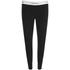 Calvin Klein Women's Modern Cotton Legging Pants - Black: Image 1