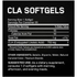 Optimum Nutrition CLA - 90 Softgels: Image 2