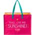 Happy Jackson Peace Medium Shopper Bag: Image 1