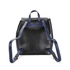 Ted Baker Women's Inara Metal Bow Exotic Detail Backpack - Black: Image 6