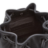 Rebecca Minkoff Women's Micro Lexi Bucket Bag - Black: Image 5