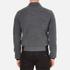 Carven Men's Zipped Blouson Jacket - Gris Grenat: Image 3