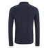 Le Shark Men's Benhill Long Sleeve Polo Shirt - Mid Grey Marl: Image 2