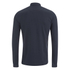 Le Shark Men's Benhill Long Sleeve Polo Shirt - Bijou Blue: Image 2