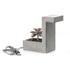 Concrete Desk Blok Lamp: Image 2
