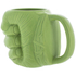 Hulk Shaped Mug - Green: Image 2