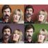 3D Motion Face Coasters - Multi: Image 1