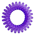 MiTi Professional Hair Tie - Paradise Purple (3pc): Image 1