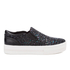 Ash Women's Jungle Bis Slip-On Trainers - Midnight/Black: Image 1