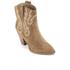 Ash Women's Joe Suede Heeled Boots - Wilde: Image 2