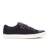 Polo Ralph Lauren Men's Geffrey Suede/Leather Trainers - Navy/Newport Navy: Image 1