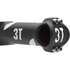 3T Arx II Pro Alloy +/- 17 Degrees Stem - Black/White: Image 3