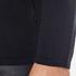HUGO Men's San Francisco Cotton Silk Cashmere Jumper - Navy: Image 6