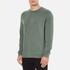YMC Men's Almost Grown Sweatshirt - Green: Image 4