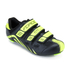 Force Road Cycling Shoes - Black/Fluro: Image 2