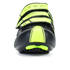 Force Road Cycling Shoes - Black/Fluro: Image 3