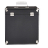 GPO Retro Portable Carry Case for LP Records and 12-Inch Vinyl - Black: Image 3