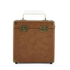 GPO Retro Portable Carry Case for 7-Inch Vinyl Records - Brown: Image 3