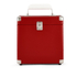 GPO Retro Portable Carry Case for 7-Inch Vinyl Records - Red: Image 2