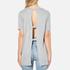 Cheap Monday Women's Radiance T-Shirt - Grey Melange: Image 3
