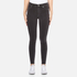 Cheap Monday Women's High Spray Jeans - Od Grey: Image 1