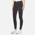 Cheap Monday Women's High Spray Jeans - Od Grey: Image 2
