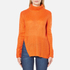 Cheap Monday Women's Haunt Knitted Jumper - Dirty Orange: Image 1