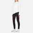 Cheap Monday Women's 'Second Skin' Jeans - New Black: Image 4