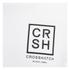 Crosshatch Men's Hicker Graphic T-Shirt - White: Image 3
