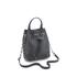 Furla Women's Stacy Rock Mini Drawstring Bag - Black: Image 4
