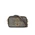 Marc Jacobs Women's Snapshot Double Take Small Camera Bag - Dark Metal: Image 1