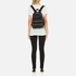 Marc Jacobs Women's Nylon Biker Mini Backpack - Black: Image 7