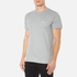 BOSS Green Men's Small Logo T-Shirt - Grey: Image 2