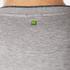 BOSS Green Men's Salbo Logo Sweatshirt - Grey: Image 6