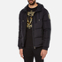 Versace Jeans Men's Quilted Jacket - Black: Image 2