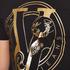 Versace Jeans Men's Foil Print T-Shirt - Black: Image 5