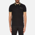 Versace Jeans Men's Tipped Polo Shirt - Black: Image 1