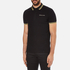 Versace Jeans Men's Tipped Polo Shirt - Black: Image 2