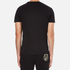 Versace Jeans Men's Embroidered T-Shirt - Black: Image 3