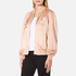 Alexander Wang Women's Souvenir Jacket with Threadwork Embroidery - Blush: Image 2