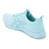 Asics Women's Gel-Lyte Runner Trainers - Crystal Blue: Image 4