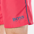 BOSS Hugo Boss Men's Starfish Swim Shorts - Medium Pink: Image 5