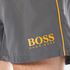 BOSS Hugo Boss Men's Starfish Swim Shorts - Dark Grey: Image 5