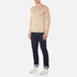 A.P.C. Men's Spy Jumper - Beige: Image 4
