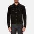 A.P.C. Men's Corduroy Jacket - Noir: Image 1